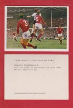 England v West Germany Charlton Wilson Seeler Wembley